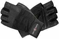 Рукавиці для фітнесу FL CLASSIC MFG 253 (XXL) - чорний, коричневий