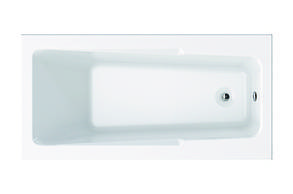 Ванна акриловая Artel Plast Сакура 180х90х50, фото 2