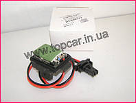 Регулятор вентилятора печки c AC (реостат) Renault Trafic II  Thermotec Польша DER007TT