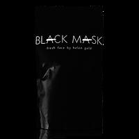 Black Mask, черная маска-пленка от прыщей и черных точек