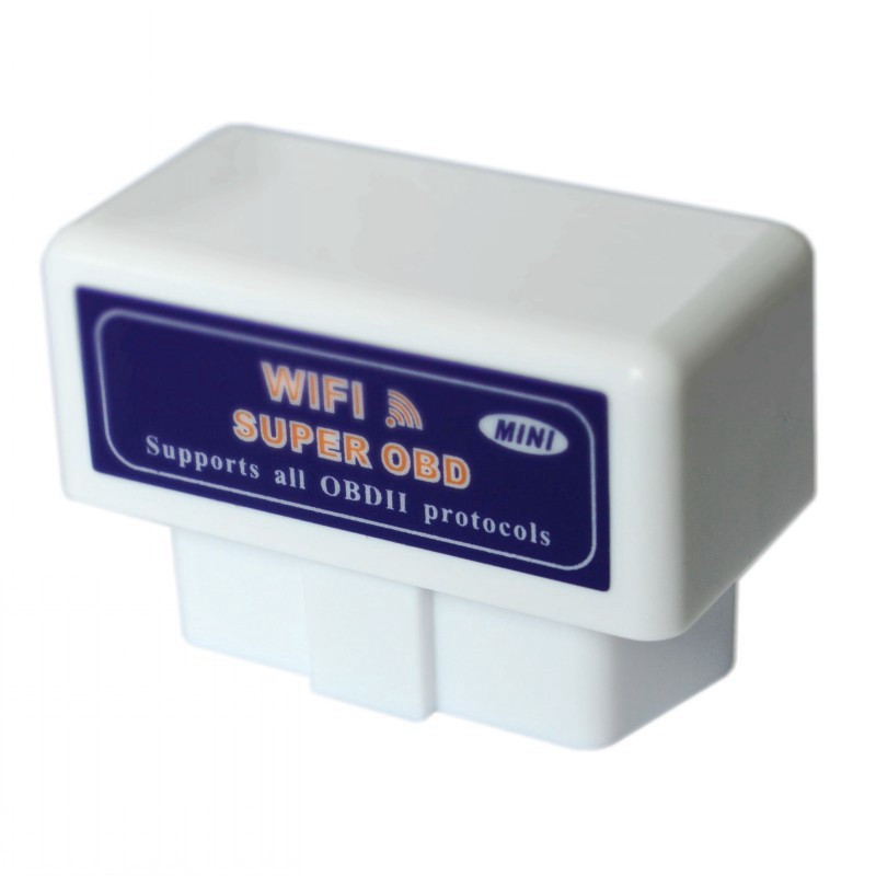 Адаптер Mini ELM327 OBD2 OBDII Wi-Fi Androbd и IPHONE V1.5 PIC18F25K80 чип - Подходят для  ВАЗ