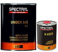 Акриловий грунт 4:1 SPECTRAL UNDER 365 P3 +отвердитель Н6525   (2.8л+0.7л)
