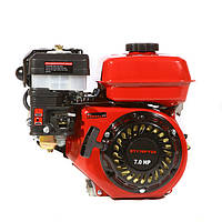 Бензиновый двигатель WEIMA WM170F Т/20 (шлицы 20 мм) бензин., 7 л.с.