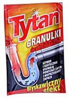 Гранулированное средство Tytan для труб, 50 г (96-020-064) шт.