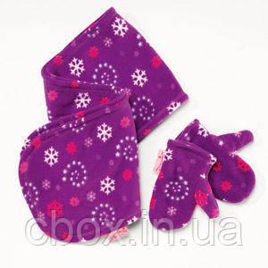 Дитячий набір шарфик та рукавички Маленька Принцеса, Ella Ballerina, Avon, Scarf and Mittens