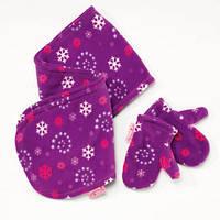 Детский набор шарфик и рукавички Маленькая Принцесса, Ella Ballerina, Avon, Scarf and Mittens