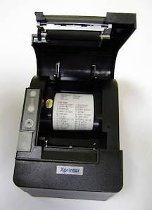 Xprinter XP-T58KC — Принтер печати чеков 58 мм
