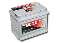 Аккумулятор Mutlu SILVER Super Calcium 50А/ч (обратный)+правый