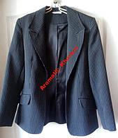 Фирменный женский пиджак на рост 1.75, 46р.