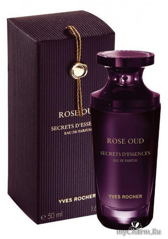 Ив Роше Парфюмерная вода Rose Oud Роза Уд 50мл