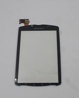 Оригинальный тачскрин / сенсор (сенсорное стекло) для Sony Xperia Neo L MT25i (черный цвет)