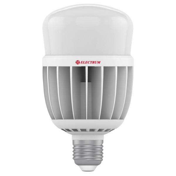 Светодиодная лампа ELECTRUM 30Вт А80 AL LA-30 E27 Нейтральный белый 4000К