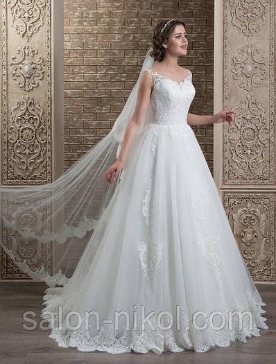 Свадебное платье S-335
