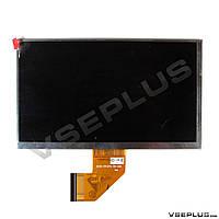 Дисплей (экран) под китайский планшет Bravis NB701, 50 пин, 97 х 164 мм., 7.0 inch