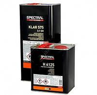 Лак бесцветный Spectral Klar 575 SR 2+1 + отвердитель Н6125 (5л+2.5л)