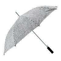 """IKEA """"КНЭЛЛА"""" Зонт, ченый, белый"""