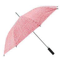 """IKEA """"КНЭЛЛА"""" Зонт, красный, белый"""