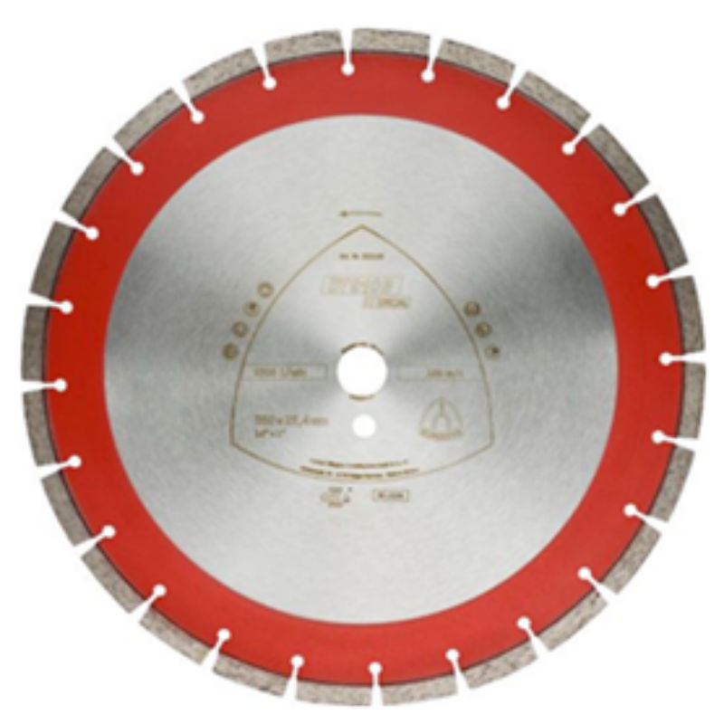 Алмазный отрезной круг Klingspor DT 902 B Special 450x3,7x25,4/26w/11