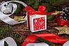 Новогодняя оригинальная бонбоньерка. Сладкий новогодний подарок