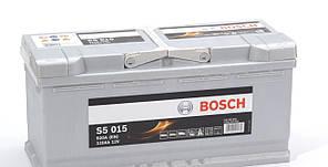 Аккумуляторная батарея Bosch S5 12v 110Аh 920A