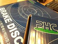 Тормозные диски Valeo PHC (страна производитель Корея), фото 1