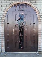 Входная дверь - Виноград 2 , 1200*2500