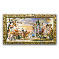 Магнит-пазл «Андреевская церковь» (серия «Старый Киев»)