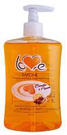 Крем-мыло с экстрактом корицы и цитрусовых Love Sapone Cremoso Canella & Agrumi 500 ml