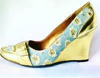 Туфли женские Golden Beach, 25.5см.