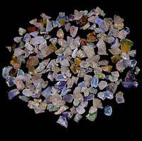 19.85 карат Природный  эфиопский опал руда-куски