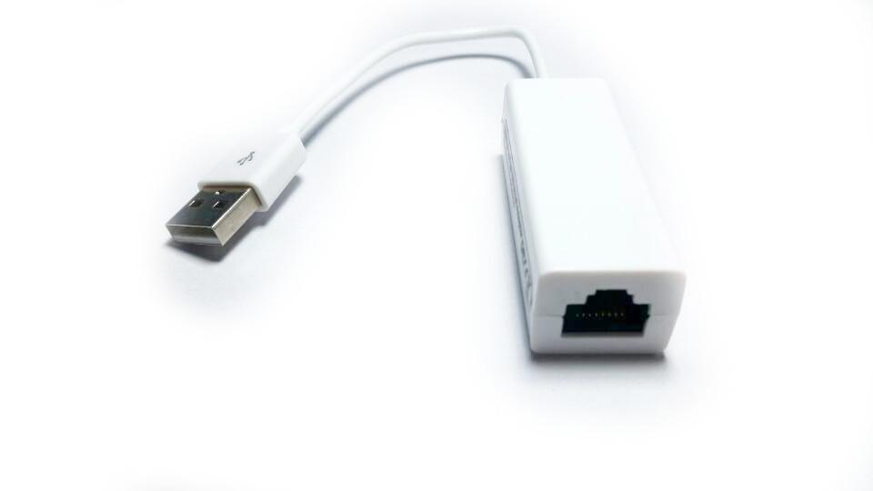 Ethernet адаптер сетевая карта USB 100Mbit - Интернет магазин MegaBuy в Луцке