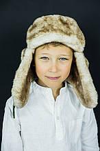 Детская зимняя шапка для мальчиков МАККЕНЗИ оптом размер XS-S-M