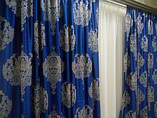 """Комплект штор """"Империя"""" (вышивка), фото 3"""