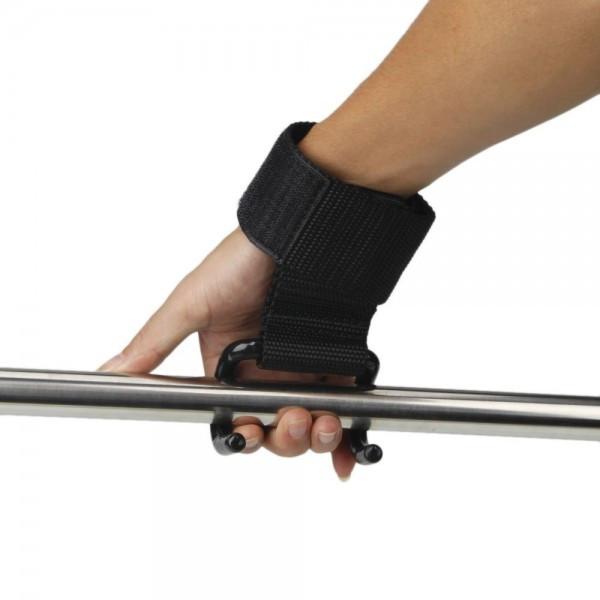Лямки, крюки для тяги и турника