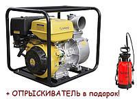 Мотопомпа бензиновая Sadko WP-100 Pro