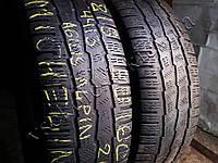 Зимние шины бу 215/65 R16c Michelin