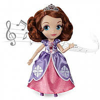 Sofia the First Поющая кукла София Прекрасная Talking and Singing Doll