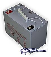 Гелевий акумулятор KM-NPG12-100, фото 1