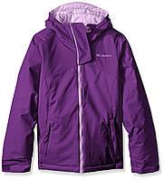 Зимняя куртка Columbia на девочку с системой роста