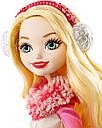 Кукла Ever After High Эппл Уайт (Apple White) Эпическая Зима Эвер Афтер Хай, фото 4
