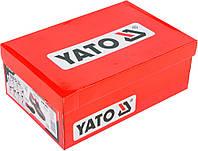 Рабочая кожаная всесезонная обувь Yato YT-80557 размер 44
