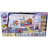 Игровой набор Самолет для зверюшек Littlest Pet Shop LPS Jet B1242