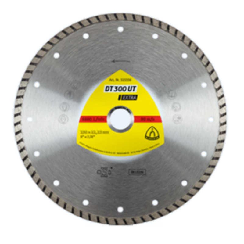 Алмазный отрезной круг Klingspor DT 300 U Extra 350x2,8x25,4