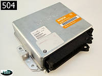 Электронный блок управления (ЭБУ) BMW E30 316i 1.6 88-91г (M40 B16, 164E1)