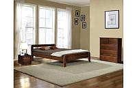 Деревянная кровать  Стефания, фото 1