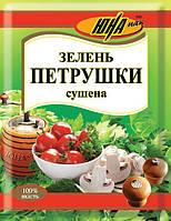 """Зелень петрушки суш. 8г. ТМ """"ЮНА ПАК"""""""