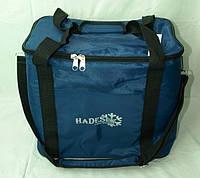 Термосумка (сумка-холодильник) 27 литров синяя, фото 1