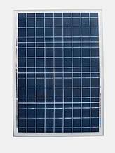 Солнечная батарея (панель) 40Вт, 12В, поликристаллическая, PLM-040P-36, Perlight Solar