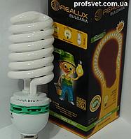 Лампа энергосберегающая 85 вт е27 6400k Реалюкс