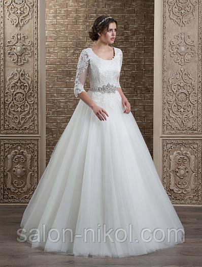 Свадебное платье S-343
